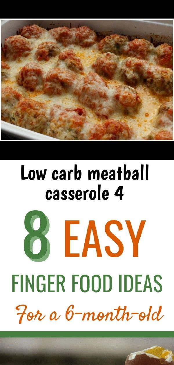 Low Carb Meatball Casserole Recipe - iSaveA2Z.com This is a list of easy and nutritious finger foods for babies starting solids. Many of them are high in iron, zinc and fat, important nutrients at this age. Serve them for meals if you are following Baby Led Weaning or alongside purees if you are following the traditional approach to the introduction of solids. Feeding Bytes #babyledweaning #blw #babyfeeding #fingerfoodideas #babyfingerfood Prunes are a healthy food high in iron 2 c. br
