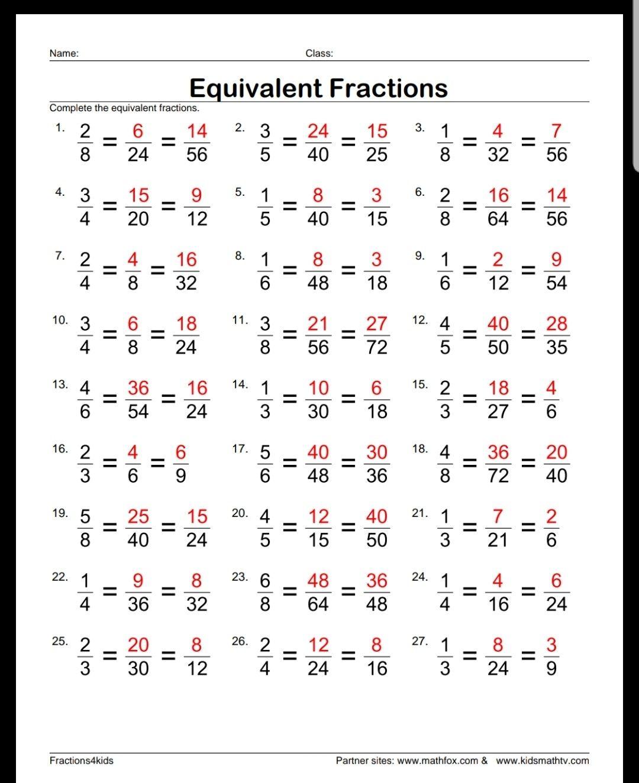 Pin By Shareef Salah On Math Worksheets