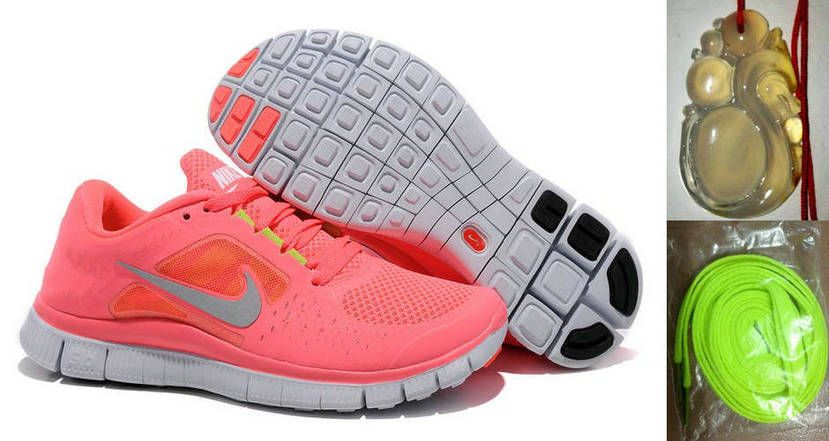 info for 2390e cad46 ... sale chalcedony dragon volt lace nike free run 3 neon pink silver womens  running shoes b94cb