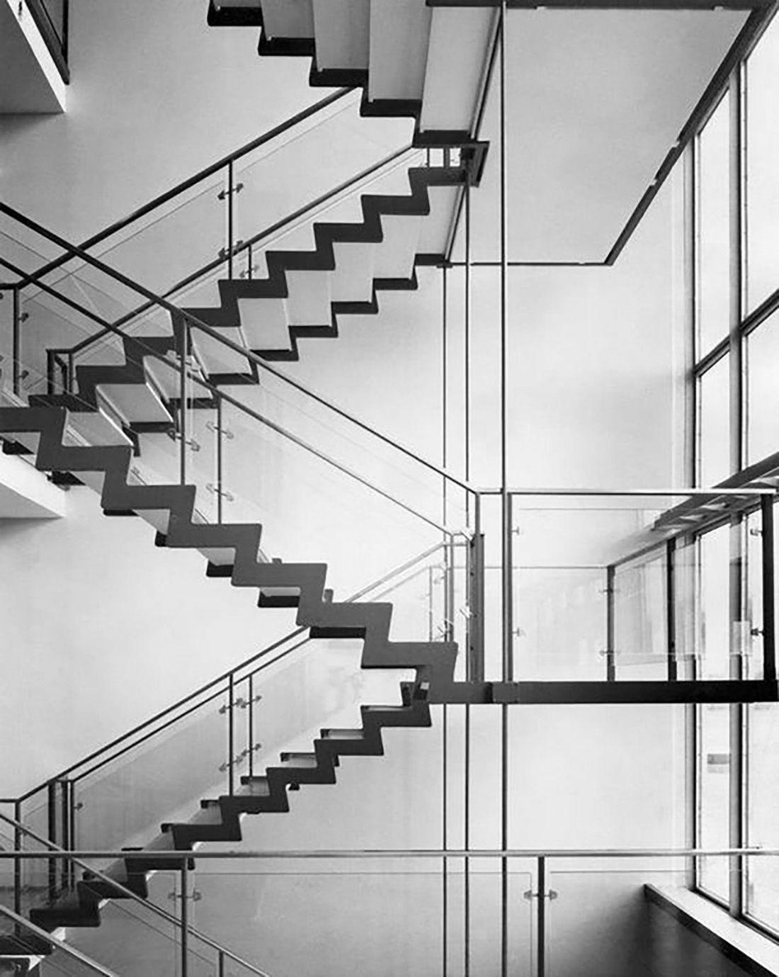 """Best Wmud """"Arne Jacobsen Hovedtrappen Rådhus Rødovre 640 x 480"""