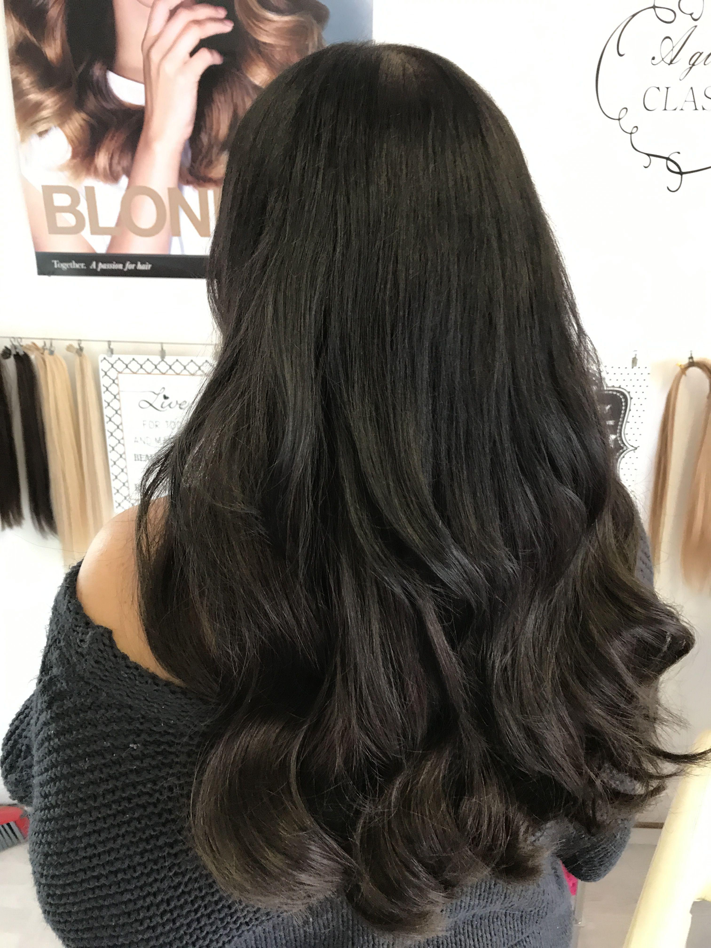 Pin On Dark Hair