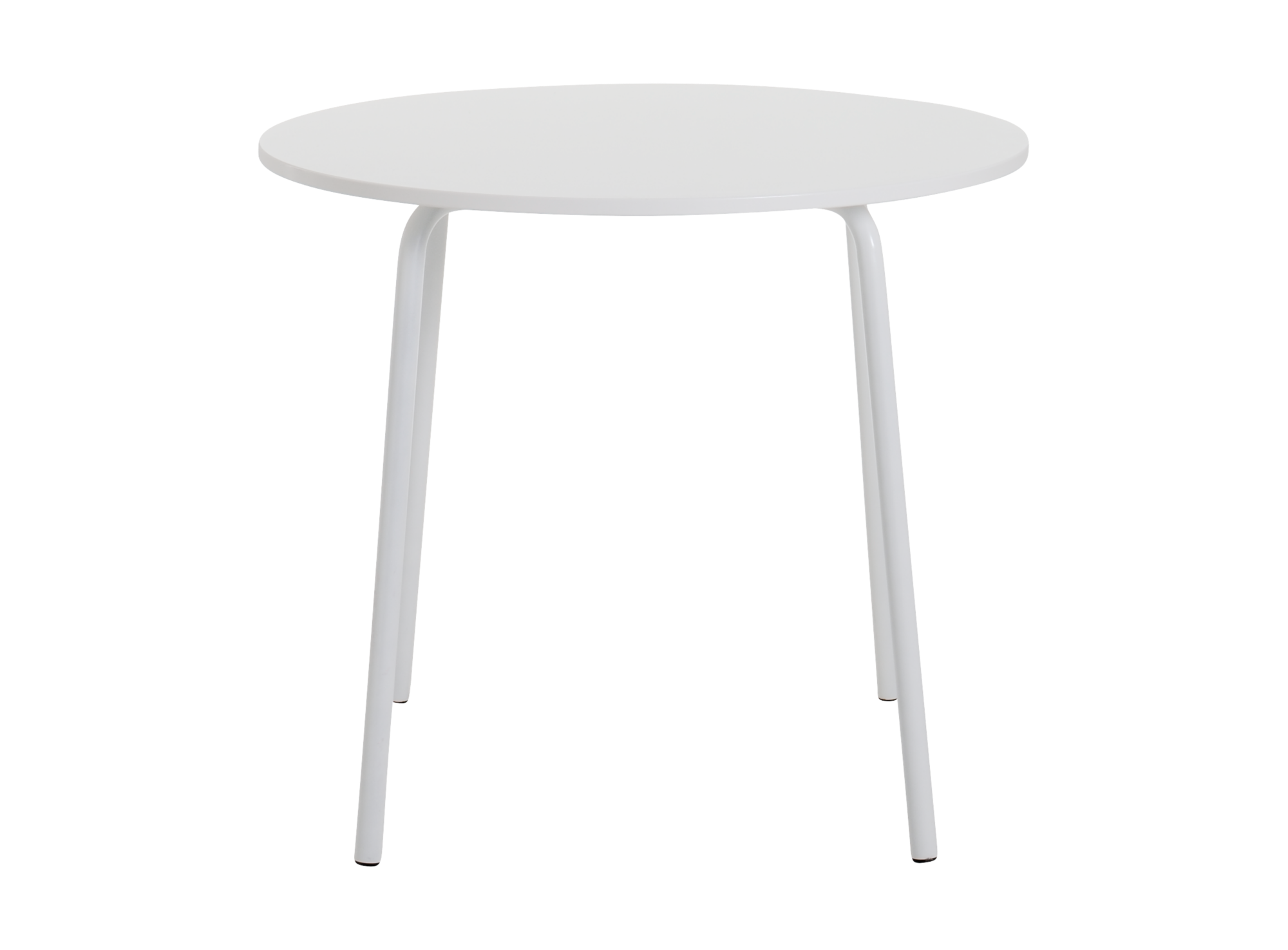 Table Ronde D90 Laquee Blanc Table Table Chaise