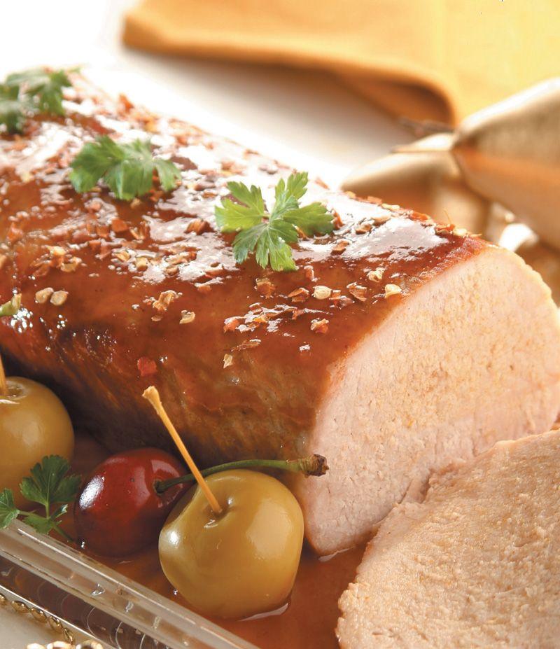 Lomo De Cerdo Con Salsa De Tamarindo Recetas Para Cocinar Recetas Deliciosas Recetas De Comida