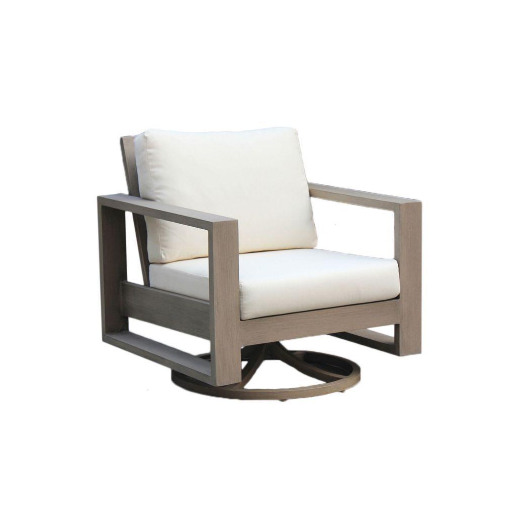 Outstanding Ratana Park Lane Club Swivel Rocker Modern Outdoor Pabps2019 Chair Design Images Pabps2019Com