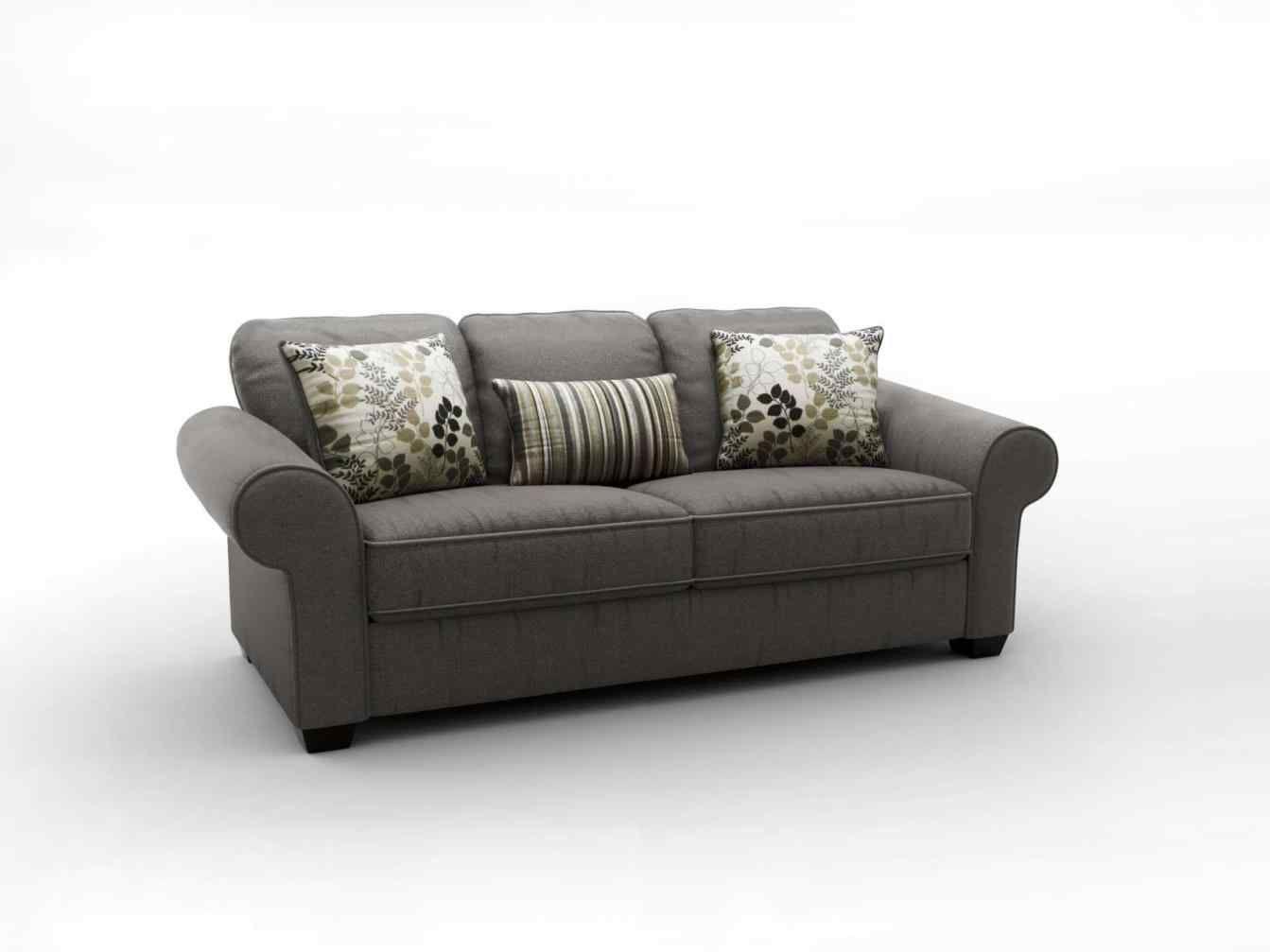 dusk by ashley furniture in makonnen charcoal queen sofa sleeper