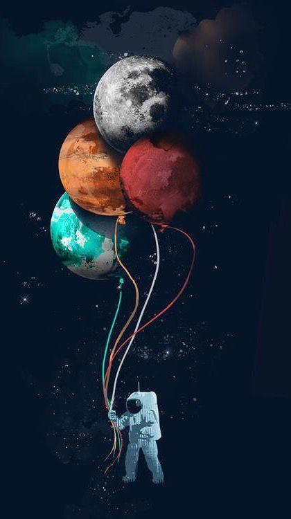 astronaut space iphone wallpaper - photo #32
