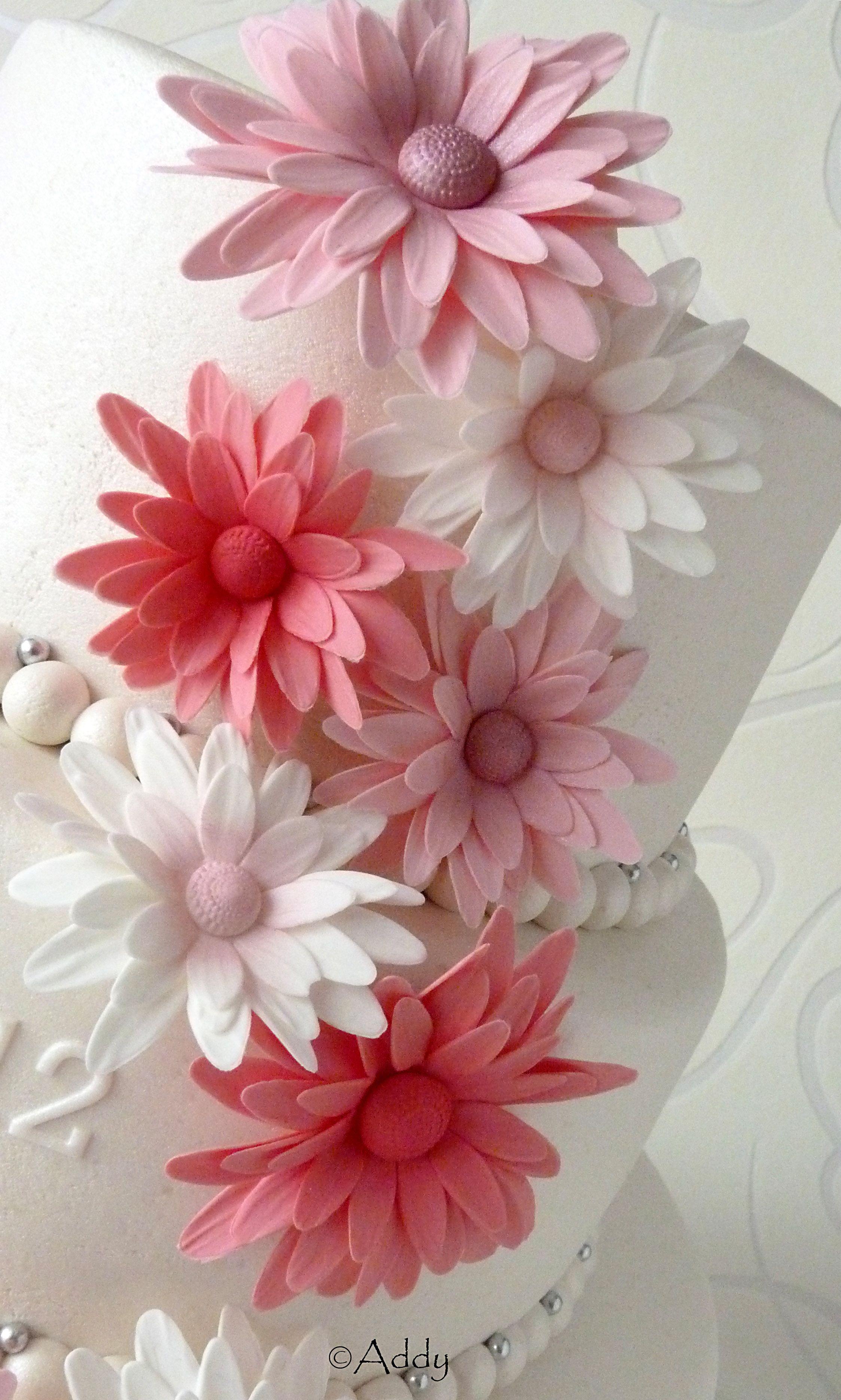 Close Up Figuras Azucar Pinterest Gerbera Daisies Cake And Flower
