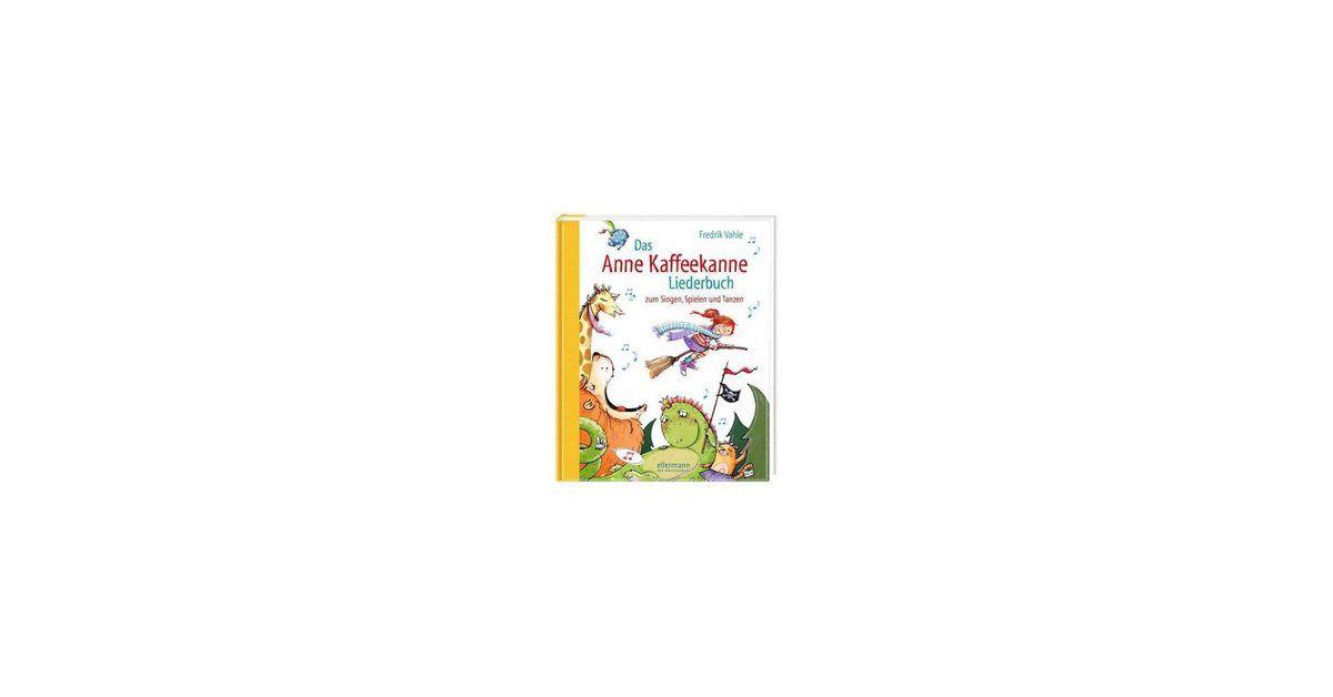 Das Anne Kaffeekanne Liederbuch – OTTO