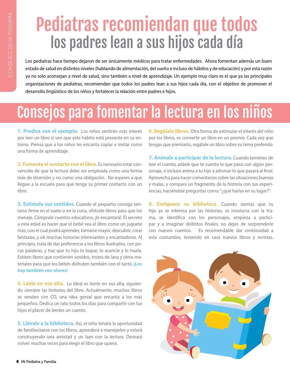 Revista Mi Pediatra y Familia La revista de los pediatras y de mamá - Derechos Reservados- 2015