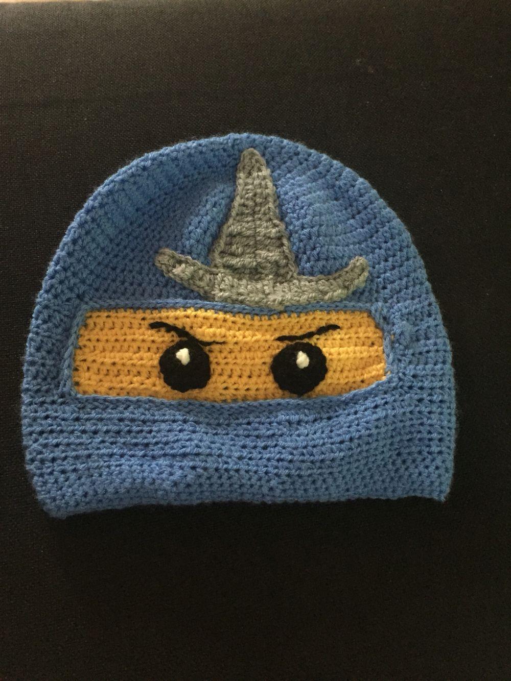 ninjago #mütze #gehäkelt | !Meine Werke! | Pinterest | Mütze häkeln ...