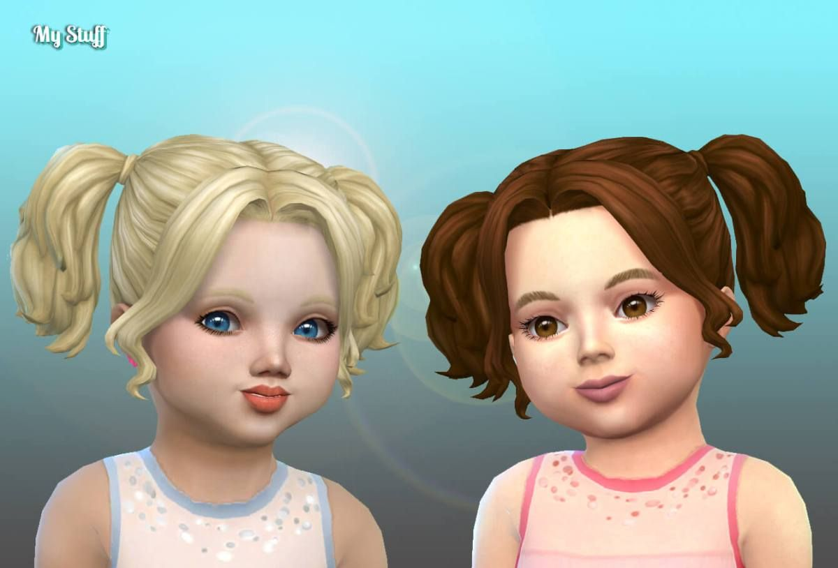 Photo of Lindsey Hairstyle for Toddlers – My Stuff
