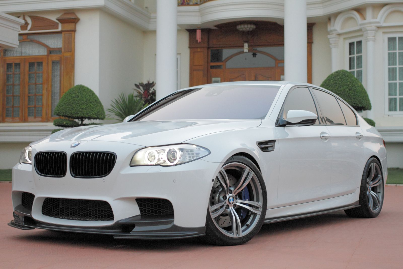Official Alpine White F10 M5 Photos Thread Page 5 With Images