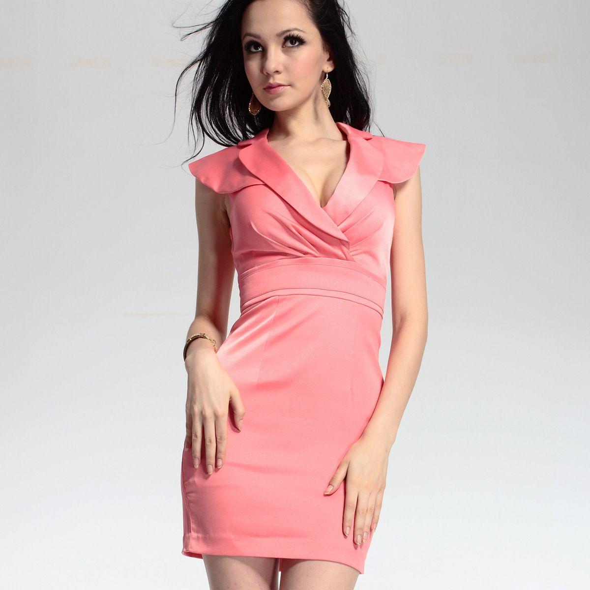 The Best Short Cocktail Dresses Designs : Plus Size Short Cocktail ...