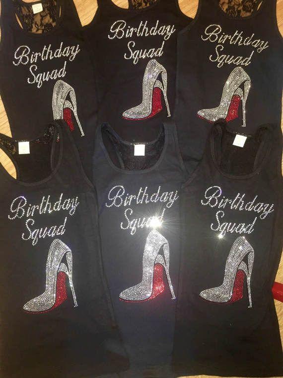 d3cee4c0a 60th Birthday Celebration | Birthday shirt in 2019 | Birthday squad ...