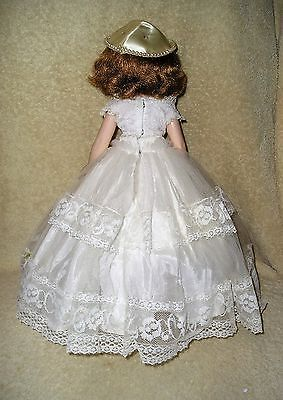 "14"" Sweet Sue Toni Doll American Character Bride Revlon Era 1950's"