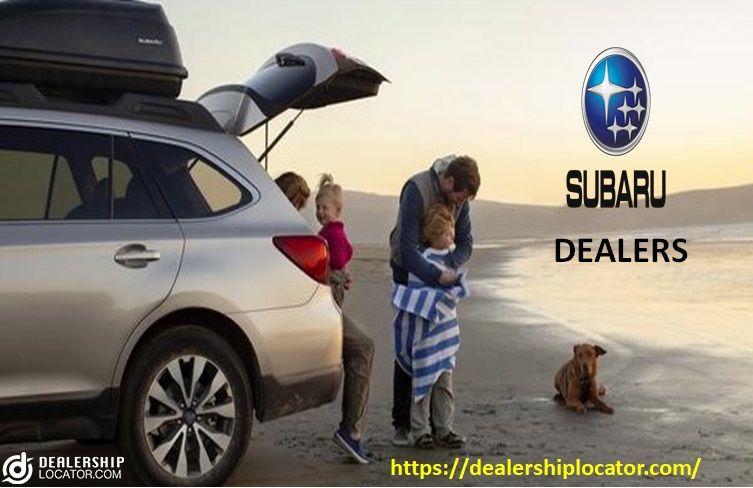 Where Can I Find a Subaru Dealer near me? Dealer Locator