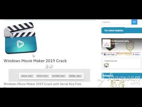 download windows movie maker + keygen