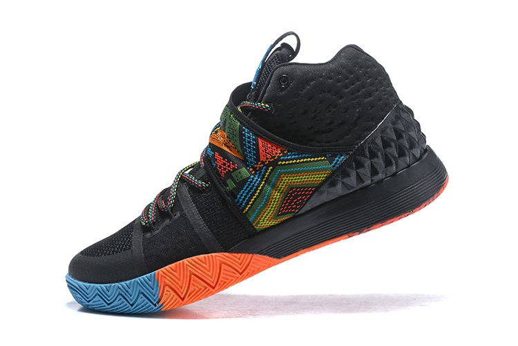 "info for 18291 146a1 Nike Kyrie S1 Hybrid ""BHM"" Black Multi-Color For Sale   Air Jordans 2018"