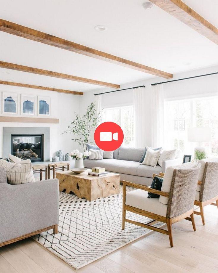 ⭐️ 45 Einfache und komfortable Wohnraum Gestaltungsideen  ...