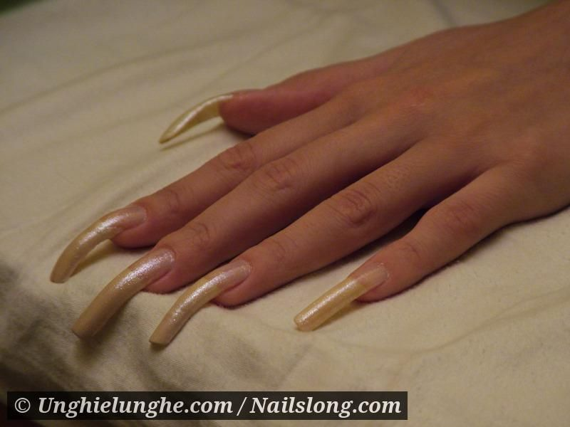 kismet - Nailslong.com | Nails! | Pinterest | Natural nails, Long ...