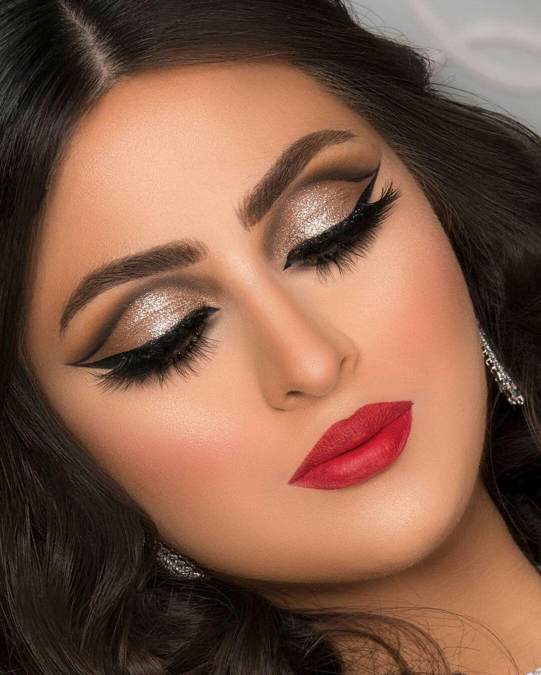 Pin By Jody Weef On Beaute Beautiful Girl Makeup Bridesmaid Hair Makeup Bridal Makeup Looks