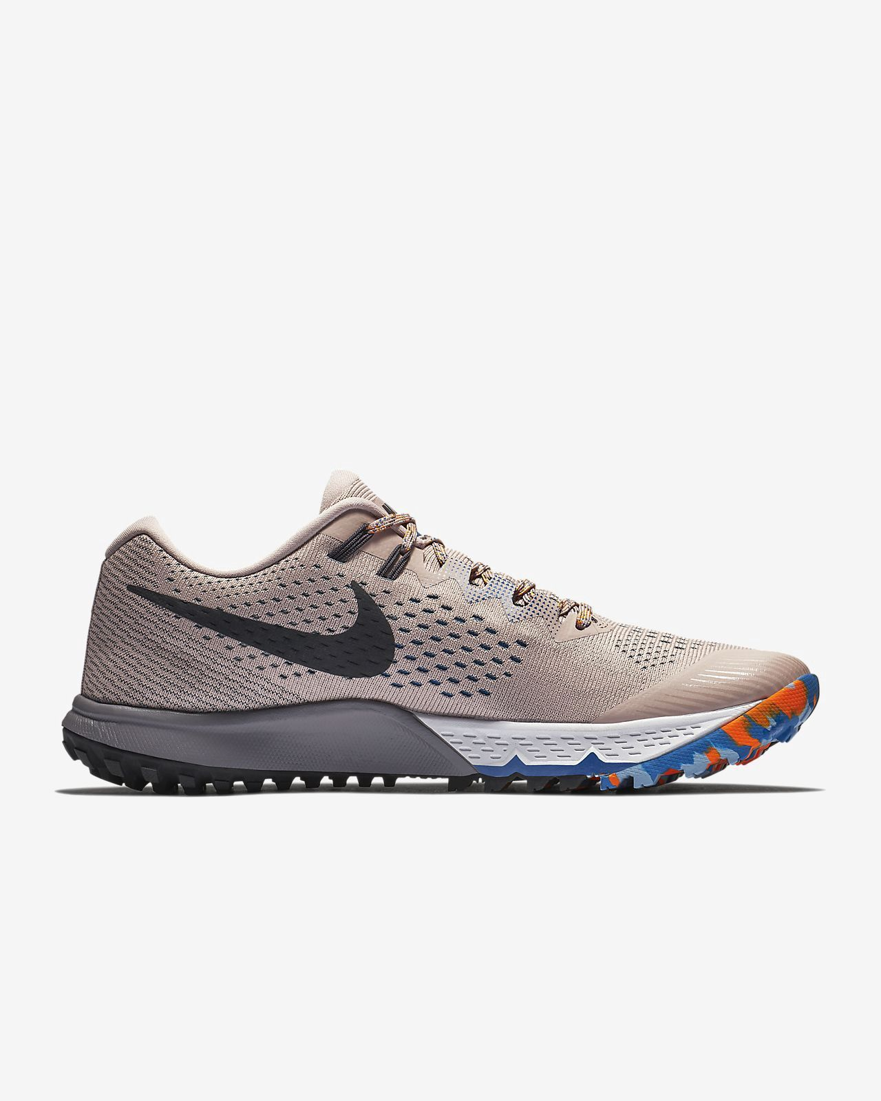 online store 27f03 82afa Nike Air Zoom Terra Kiger 4 Men s Running Shoe - 10.5 Grey