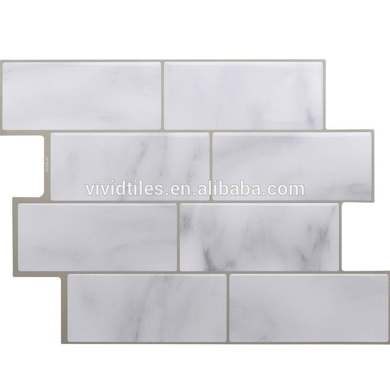 2018 Kitchen Backsplashes Trends Sticker Peel And Stick Vinyl Wall Tiles Bathroom Wall Tile Smart Tiles Backsplash Kitchen Tiles Backsplash