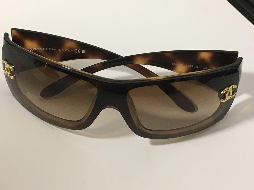 ece20b2810 CHANEL 5088-B Sunglasses c.502 13 120 Made in Italy  CHANEL