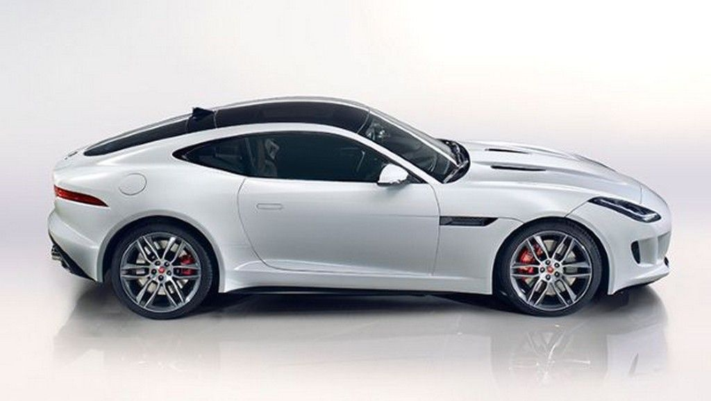Ordinaire 2015 Jaguar F Type   White