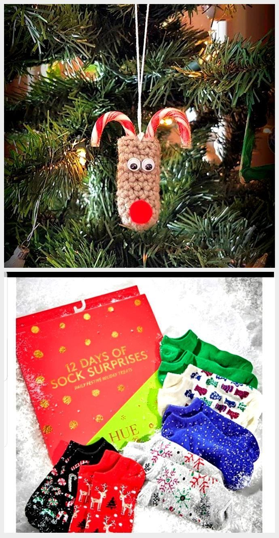 Last Minute Reindeer Candy Cane Holders Crochet pattern by Rhondda (Oombawka Des..., #Candy #Cane #Crochet #des #Holders #Minute #Oombawka #Pattern #Reindeer #Rhondda
