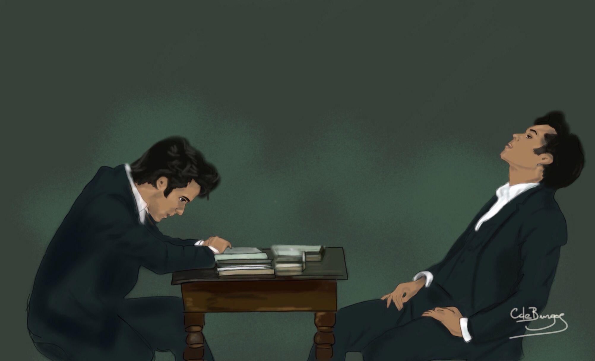 Alegoría del estudio