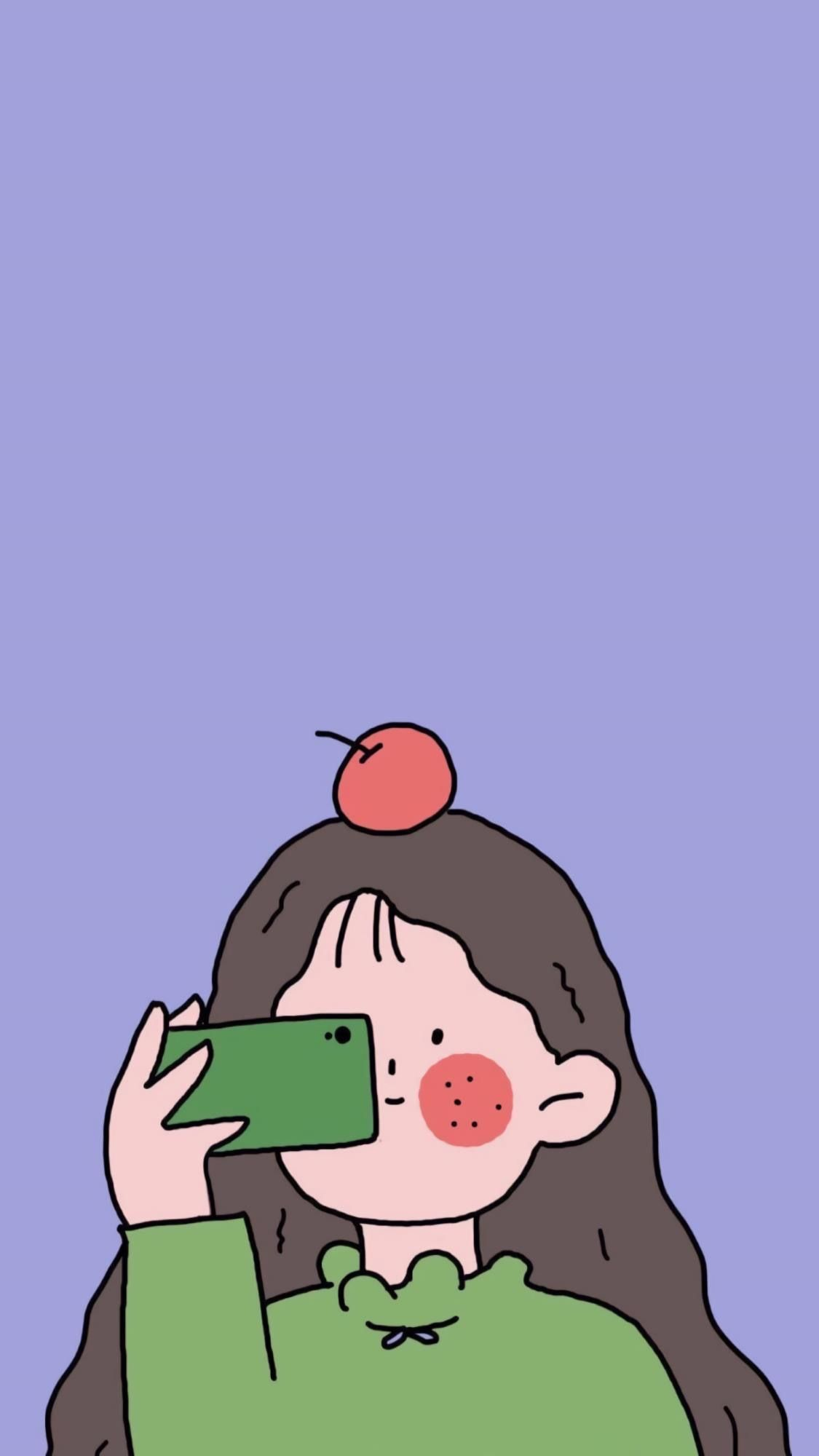 Share Popular Phone Wallpaper And Backgrounds Hope You Will Like It Share To People Who Need Cute Couple Wallpaper Cute Cartoon Wallpapers Cartoon Wallpaper