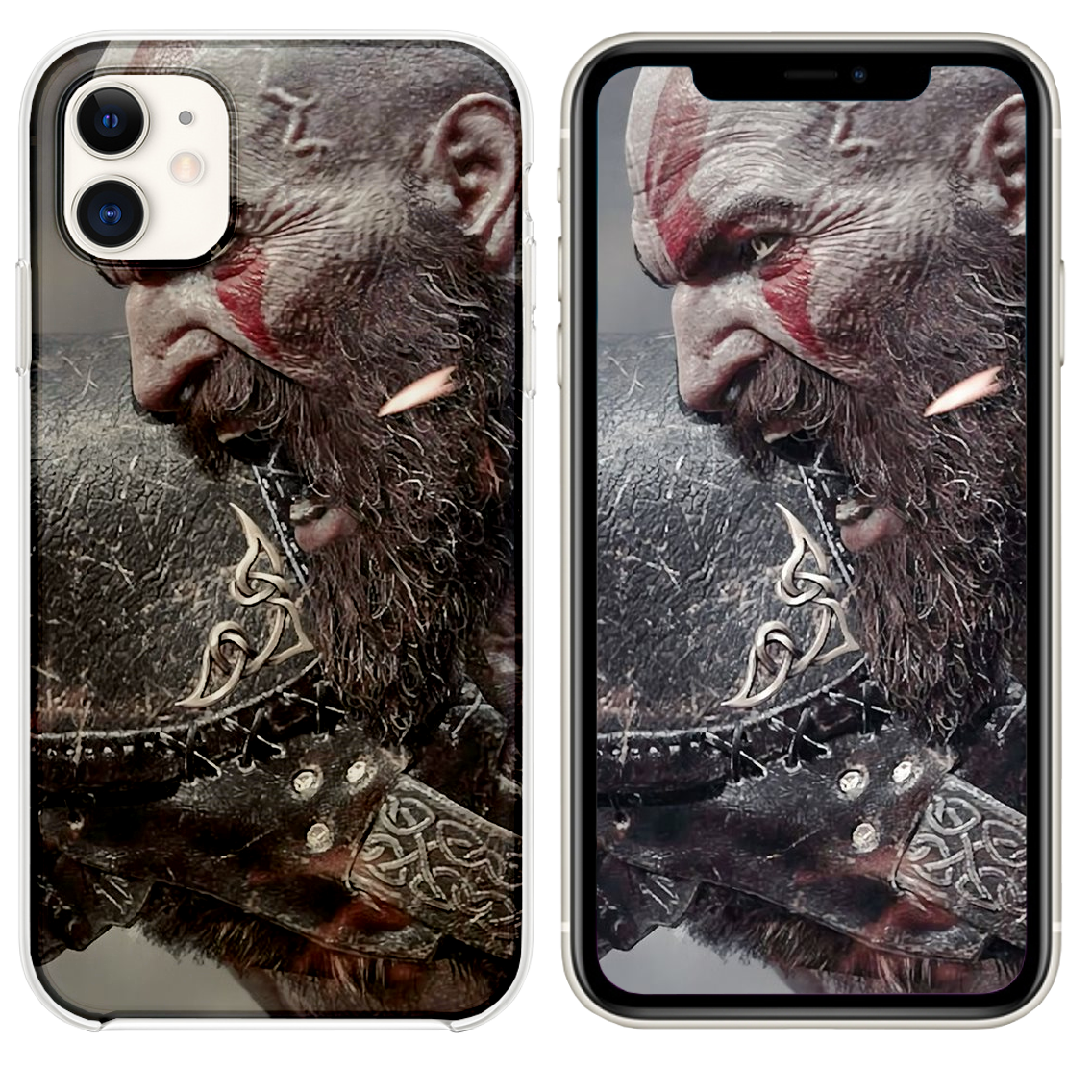 Kratos Digital Art 4k Iphone 11 Case And Wallpaper Iphone 11 Iphone Iphone Cover