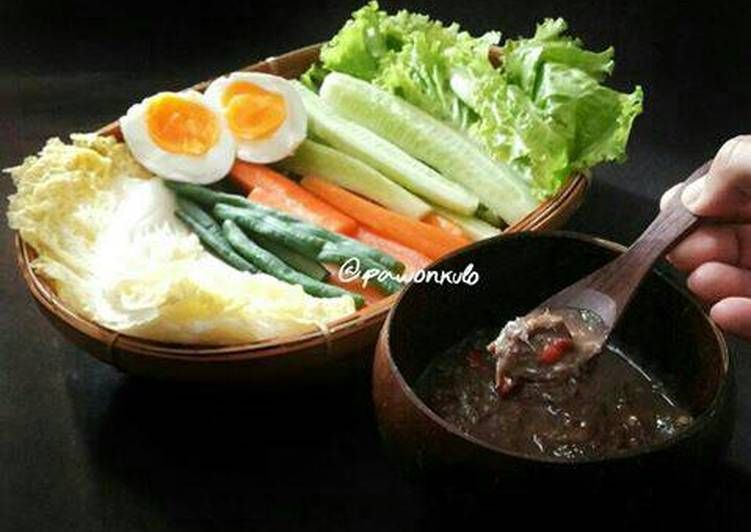 Resep Sambal Rusip Khas Bangka Oleh Pawonkulo Resep Resep Masakan Indonesia Makanan Resep Masakan