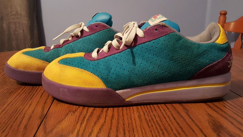 6b8fea5a8 RARE Reebok Ice Cream Happy Pharrell Williams BBC Billionaire Boys Club 10  1 2  Reebok  Skateboarding