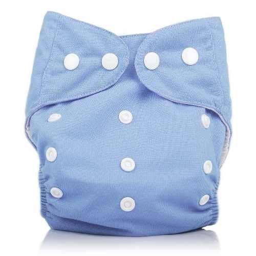 Newborn 6-20LBS Sunny Baby Reusable Light Blue Washable ...