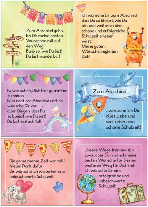 Abschied Danke Geschenk Abschied Kindergarten Geschenke