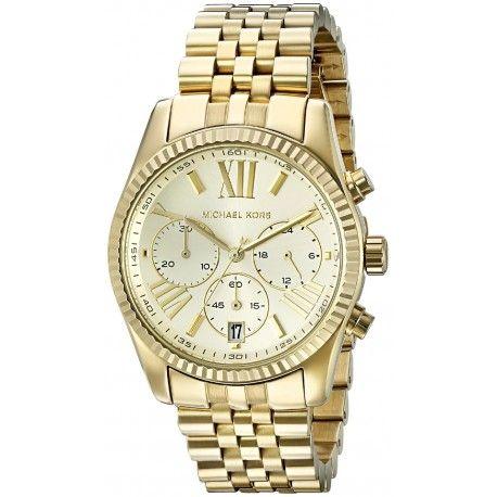 4777b90585 Orologio cronografo Michael Kors | Watches | Orologio, Cronografo e ...