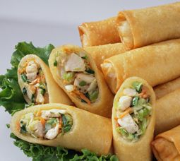 Crawfish Spring Rolls « New Recipes For Life