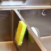 Easy Upcycled Sponge Holder- Easy Upcycled Sponge Holder  Ea…