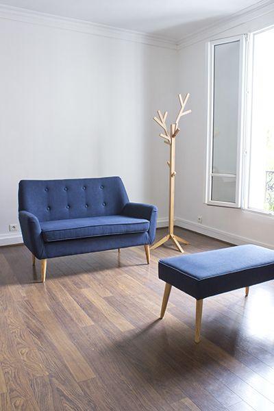 Assise D Appoint Blue Deco Boutique Deco Et Astuces Deco