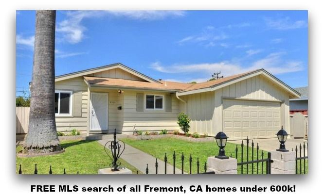 Free Mls Search Of All Fremont Ca Homes Under 600k Outdoor Structures Fremont Outdoor