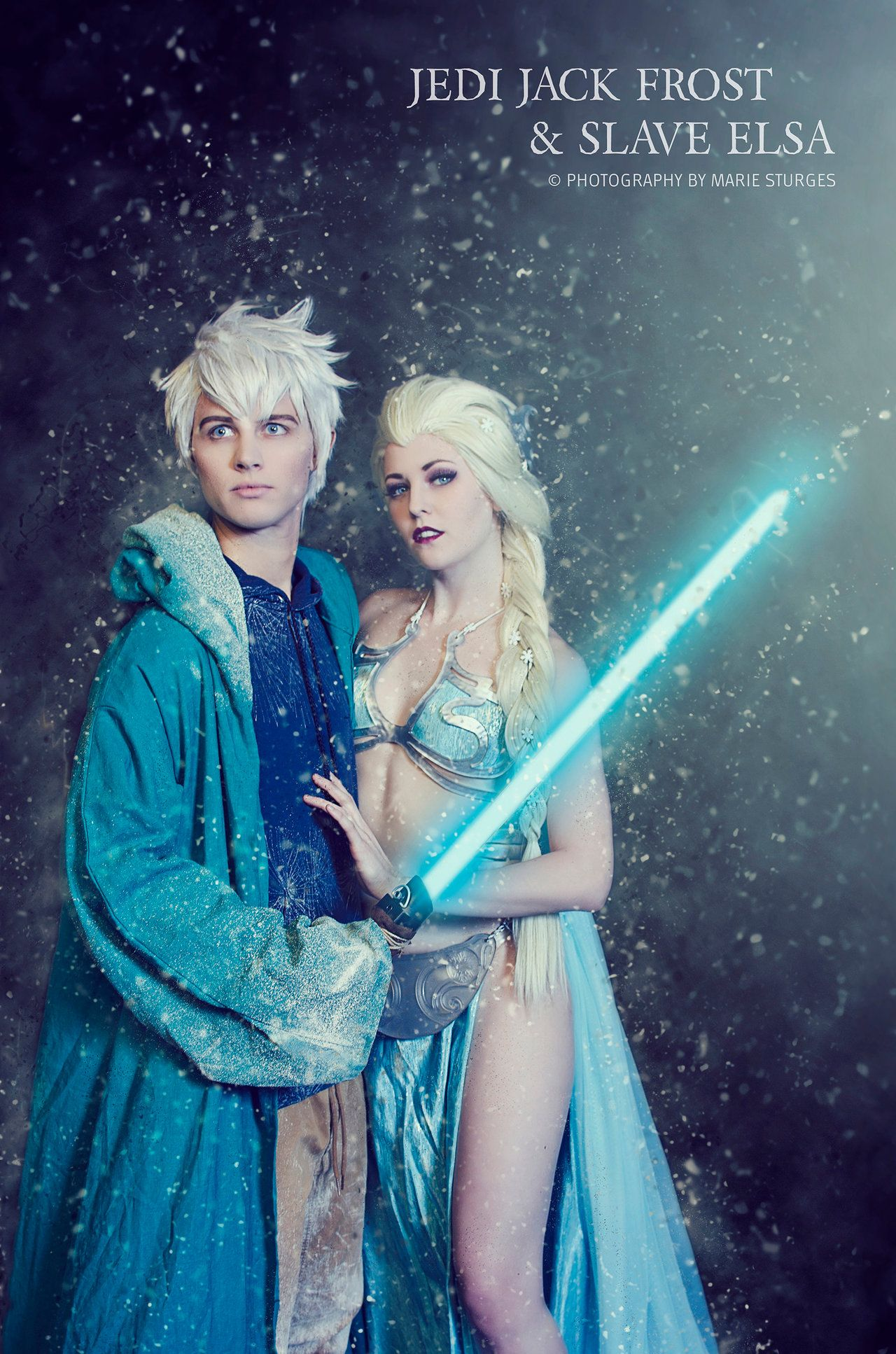 bb3d2b2f33371 Jedi Jack Frost and Slave Elsa by mariesturges.deviantart.com on   DeviantArt        I have a new hero.