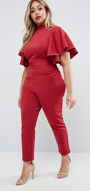 48534243cc19 Plus Size Jumpsuit