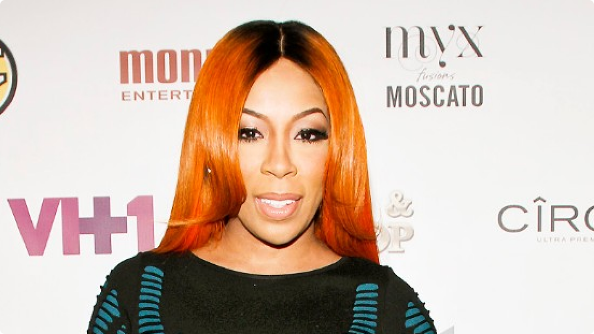 Top 10 Beauty Looks Of The Week K Michelle S Orange Hair Hair Color Orange Burnt Orange Hair Burnt Orange Hair Color