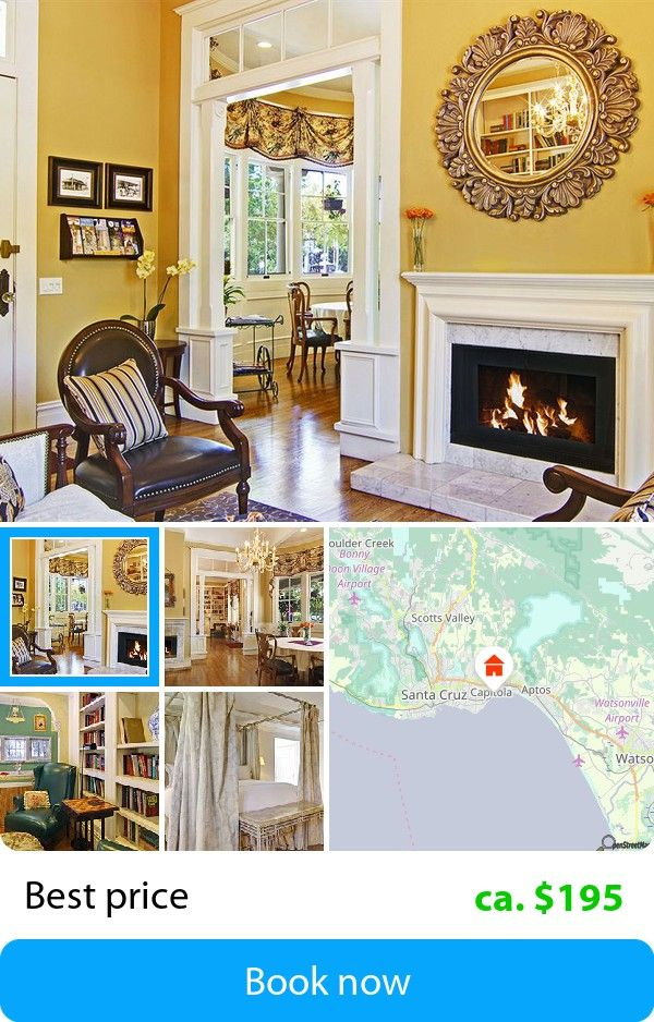 Inn At Depot Hill Capitola Usa Book This Hotel At The Cheapest Price On Sefibo Capitola Inn Hotel