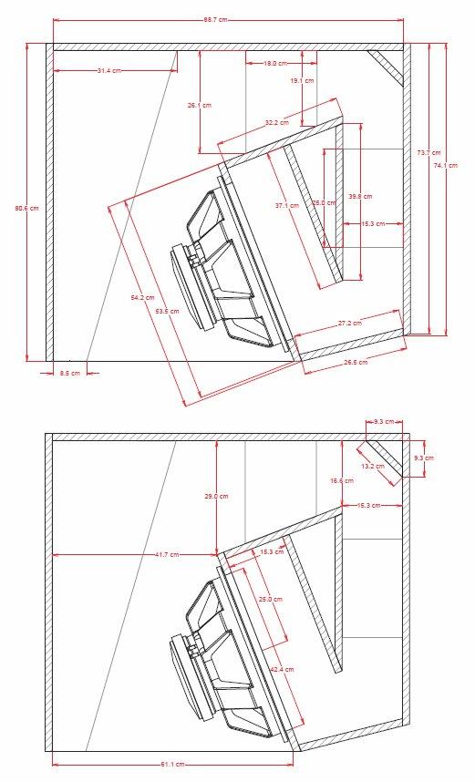 Pin By Simon Nunez On Box 2 Subwoofer Box Design Subwoofer Box Diy Subwoofer