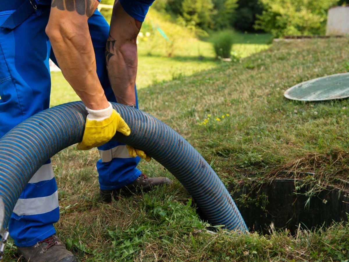 If you have any type of inquiry regarding your septic tank