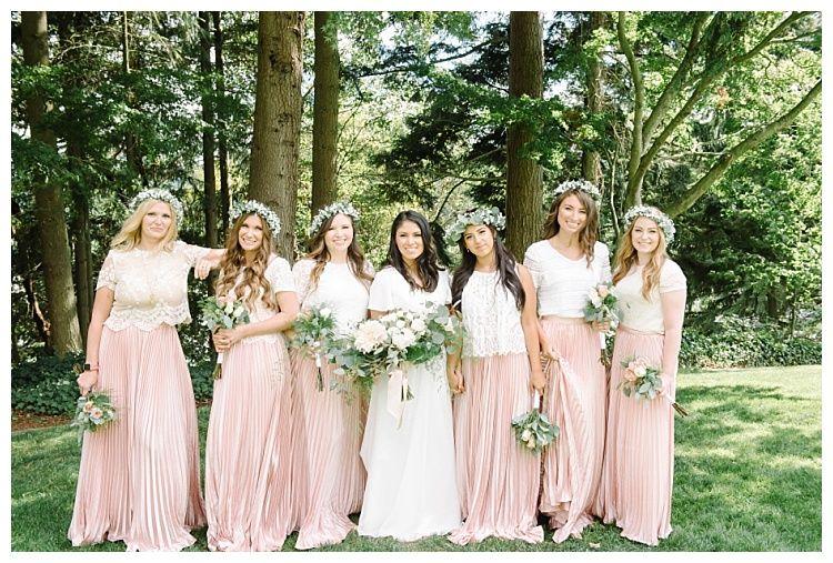 | Seattle Temple Wedding | Tyee Yacht Club Wedding Reception | LDS Temple Marriage | Washington State | Destination Wedding | Brooke Bakken Photography | Wedding Inspiration | Spring | Pike Place Market