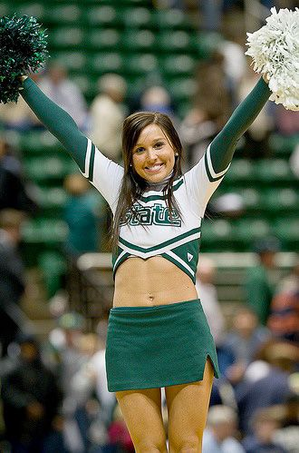 spartans Michigan cheerleaders state